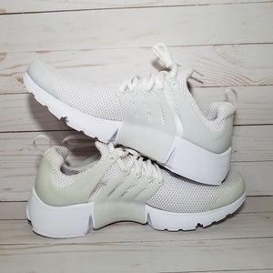 Nike Air Presto Men's White Mesh 848132-100 sz 11